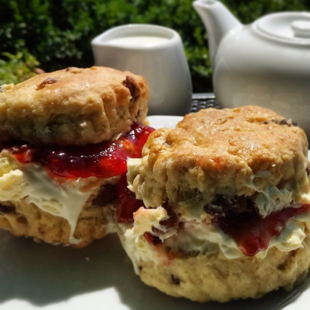 National Cream Tea Day 2018