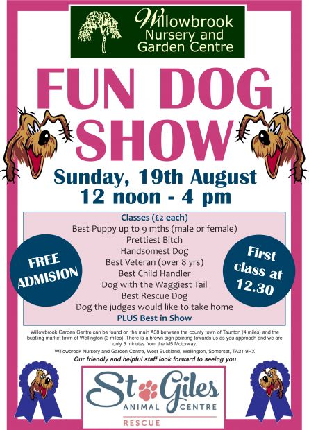 FUN DOG SHOW 2018 - Date Announced